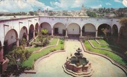 INSTITUTO ALLENDE. SAN MIGUEL ALLENDE, GTO, MEXICO. CASA VALDEZ RESTAURANT. CIRCULEE 1975 TO ARGENTINA- BLEUP - Mexico