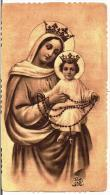 MARIA SS. DEL ROSARIO - ED. EB - Nr. 463 - Mm. 57x100 - E - PR - Religion & Esotérisme