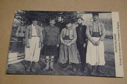 Le Camp De Munsterlager,près De Hannovre,guerre 14-18,prisonniers Français Et Anglais,carte Postale Originale - War 1914-18