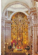 ALTAR DE SANTA PIRSCA, TAXCO. CENTRAL DE ARTES GRAFICAS SA. CIRCULEE 1970 ACAPULCO TO ARGENTINE- BLEUP - Mexico