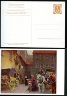 BAMBERGER POSTHOF Bund PP2 D2/007 LANDESVERBANDSTAGUNG 1952  NGK 30,00€ - Post