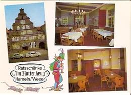 """Hameln - Ratsschänke """"Im Rattenkrug"""" (847) - Hameln (Pyrmont)"""