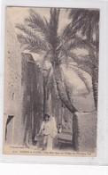 SCENES ET TIPES. UNE RUE DANS UN VILLAGE DE L'EXTREME SUD. CIRCA 1900s- BLEUP - Postkaarten