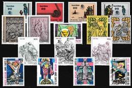 Vatikaan Kleine Verzameling **, Zeer Mooi Lot K859 - Collections (sans Albums)