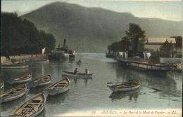 60825543 Annecy Haute-Savoie Port Mont De Veyrier / Annecy /Arrond. D Annecy - France