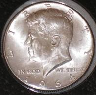1/2 DOLLAR - JOHN F. KENNEDY - EDICIONES FEDERALES