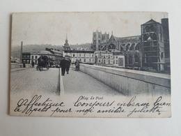 """CP """"Huy - Le Pont"""" - 1910 (Belgique) - Hoei"""