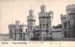 BRUXELLES - Prison De Saint-Gilles - St-Gillis - St-Gilles