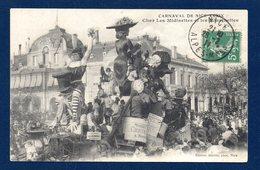06. Nice. Carnaval De Nice XXXIX. Char Des Midinettes Et Des Minuinettes. 1911 - Carnaval