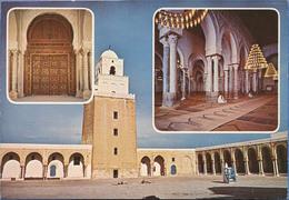TUNISIA / TUNISIE - KAIROUAN - Mosquée Okba Ibn Nefaâ - Tunisie