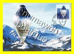 1999 - Tour Du Monde En Ballon - Bertrand Piccard Et Brian Jones - Breitling Orbiter 3 - Montgolfières