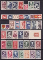 1949 Année Complète - Neuf **  - Voir Descriptif - 1940-1949