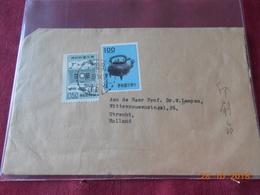 Lettre De Formose De 1962 Pour Les Pays Bas - 1945-... República De China