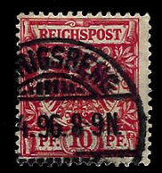 Germany 1889, #48 Reichspost 5phenig, Used., Nice Cancel, - Germany