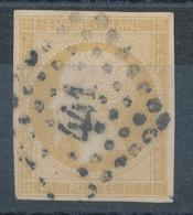 N°13 NUANCE ET OBLITERATION - 1853-1860 Napoléon III
