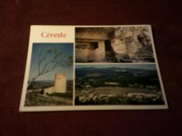 CERESTE SITE DE CARLUC / LA TOUR  LE 13 08 1984 - France