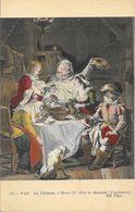 Tapisserie Pau - Le Château: Henri IV Chez Le Meunier - Carte ND Phot. N° 115 Non Circulée - Pittura & Quadri