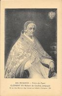Pape Avignon, Palais Des Papes: Clément VII (Robert De Genève, Antipape) - Carte ND Non Circulée - Papes
