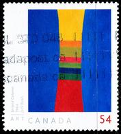 Canada (Scott No.2321 - Peinture / Jack Bush / Painting) (o) - 1952-.... Règne D'Elizabeth II