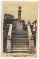 CHUIGNOLLES - N° 7 - LE MONUMENT AUX MORTS - CPA NON VOYAGEE - France