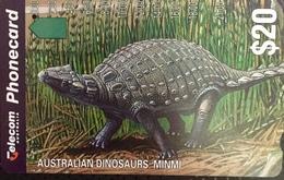 Paco \ AUSTRALIA \ AUS-M-098 \ Minmi - Dinosauri \ Usata - Australië