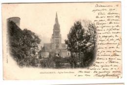 3TZ 119 CPA - CHATEAUROUX - EGLISE NOTRE DAME - Chateauroux