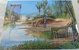 AUSTRALIA - 1993 Dinosaur Series - Set Of 3 - AUS-M-96/98 - Limited Edition In Folder - MINT - Australia
