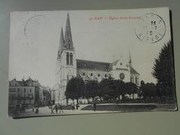 PYRENEES ATLANTIQUES PAU EGLISE SAINT JACQUES - Pau
