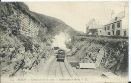 JERSEY - Chemin De Fer De Gorey - Jersey