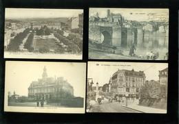Lot De 20 Cartes Postales De France Limoges       Lot Van 20 Postkaarten Van Frankrijk ( 87 )  - 20 Scans - 5 - 99 Cartes