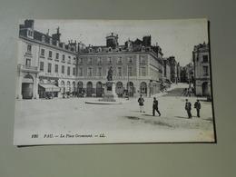 PYRENEES ATLANTIQUES PAU LA PLACE GRAMMONT - Pau
