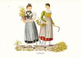 """LOT -36834- SUISSE - 22 Cartes Postales """"Anciens  Costumes Suisses""""  (détails Voir Scans Et Description) - Postcards"""
