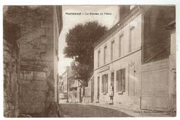 MORIENVAL Près De Pierrefonds - Le Bureau De Poste - Bon état - Other Municipalities