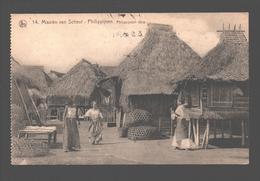 Philippines - Missiën Van Scheut - Philippijnen - Philippijnsch Dorp / Philippine Village - Philippines