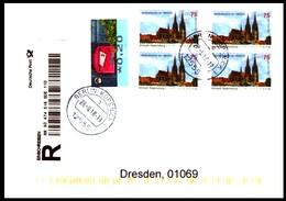Bund / Germany: 'Altstadt Regensburg - UNESCO Weltkulturerbe, 2011', Mi. 2850; Yv. 2671; Sc. 2611 MeF - [7] Federal Republic