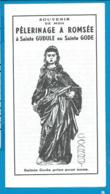 Litanie   St. Gudule   Romsée   1904 - Imágenes Religiosas
