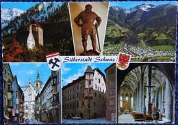 SCHWAZ - Tyrol - Multi Vues . - Schwaz