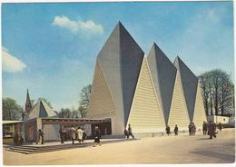 Bruxelles 1958 - Pavillon De La Grande Bretagne / Pavilion Of Great Britain - Exposition Universelle - (Belgique) - Universal Exhibitions