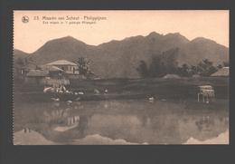 Philippines - Missiën Van Scheut - Philippijnen - Een Missie In 't Gebergte (Kiangan) / Mission In The Mountains - Philippines