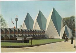 Bruxelles 1958 - La Pavillon De La Grande Bretagne / Pavilion Of Great Britain - Exposition Universelle - TRIPORTEUR - Universal Exhibitions