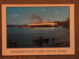 EVERGREEN STATE FERRY - Ferries