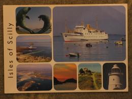 SCILLONIAN III ON MULTIVIEW - Ferries