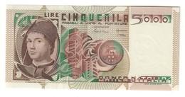 Italy 5000 Lire 01/07/1980 SUP / AUNC - Light Central Fold - Leggera Piega Centrale - 5000 Lire