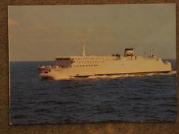 DDR ROSTOCK RAIL FERRY - Ferries
