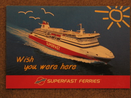 SUPERFAST FERRIES SUPERFAST OFFICIAL - Ferries