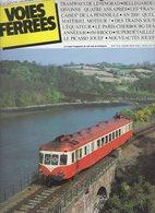 Revue Voies Ferrées N° 024 Bellegarde-Divonne, Paris-Cherbourg Etc.... - Chemin De Fer & Tramway