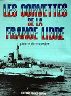 """""""Les Corvettes De La France Libre"""" - Boats"""