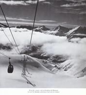 1970 - Iconographie - Orcières (Hautes-Alpes) - La Télécabine Du Drouvet - FRANCO DE PORT - Vieux Papiers