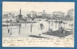 BRASIL RIO DE JANEIRO PRACA DE 15 NOVEMBRE 1904 - Rio De Janeiro