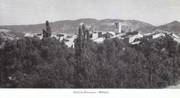 1970 - Iconographie - Ribiers (Hautes-Alpes) - Vue Générale - FRANCO DE PORT - Vieux Papiers